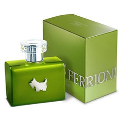 FERRIONI - Terrier Green para mujer / 100 ml Eau De Toilette Spray
