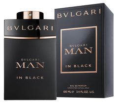 BVLGARI - Bvlgari Man In Black para hombre / 100 ml Eau De Parfum Spray