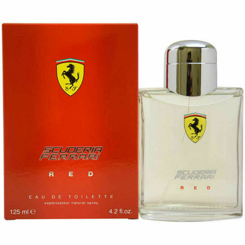 FERRARI - Ferrari Scuderia Red para hombre / 125 ml Eau De Toilette Spray