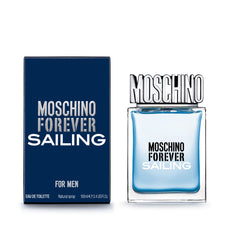 MOSCHINO - Forever Sailing para hombre / 100 ml Eau De Toilette Spray