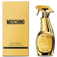 MOSCHINO - Fresh Couture Gold para mujer / 100 ml Eau De Parfum Spray