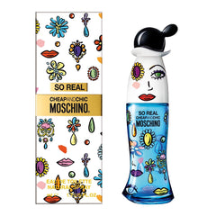 MOSCHINO - Cheap & Chic So Real para mujer / 100 ml Eau De Toilette Spray