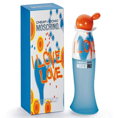 MOSCHINO - Cheap & Chic I Love Love para mujer / 100 ml Eau De Toilette Spray