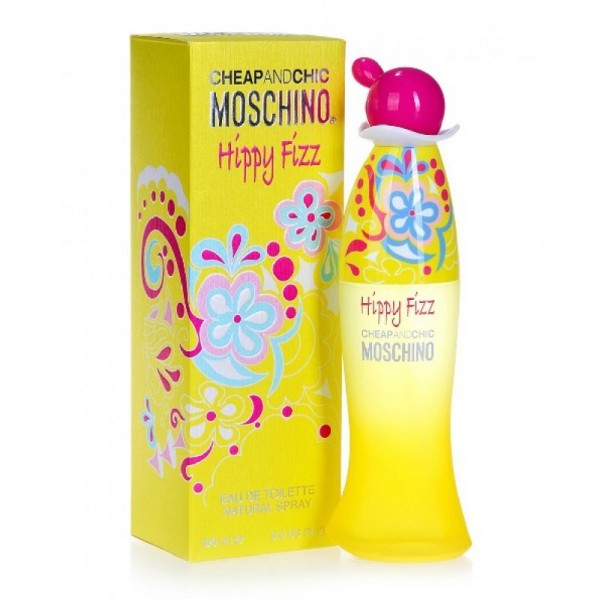 MOSCHINO - Cheap & Chic Hippy Fizz para mujer / 100 ml Eau De Toilette Spray