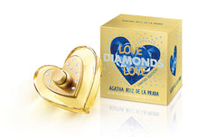 AGATHA RUÍZ DE LA PRADA - Love Diamonds Love para mujer / 80 ml Eau De Toilette Spray