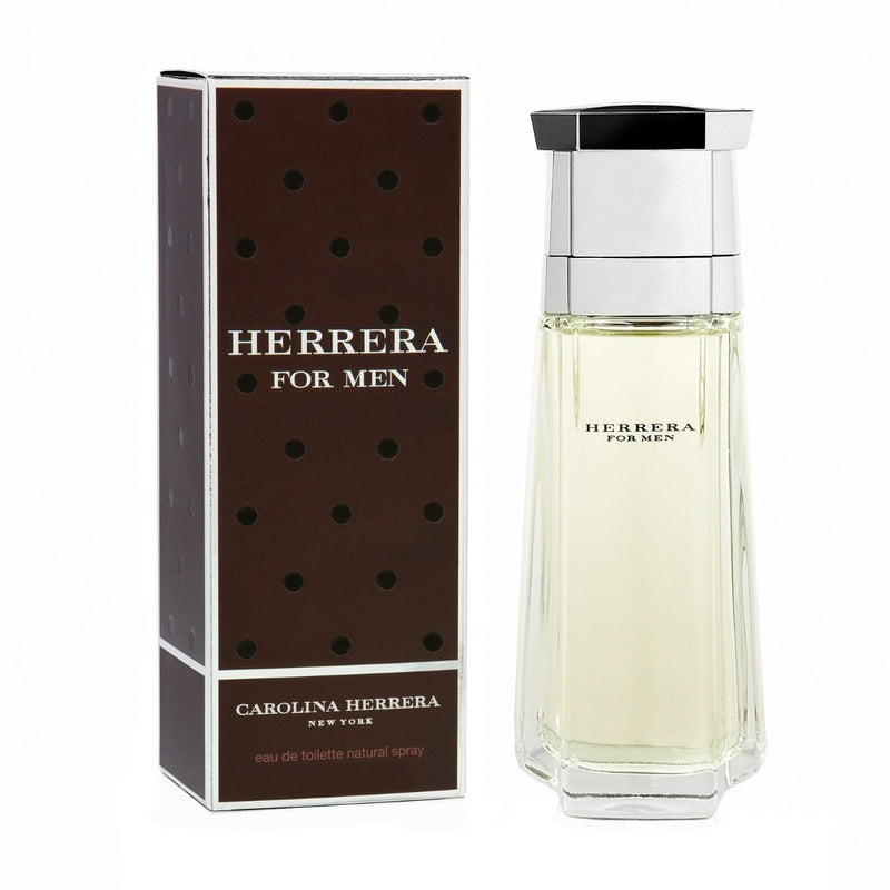 CAROLINA HERRERA - Herrera For Men para hombre / 100 ml Eau De Toilette Spray