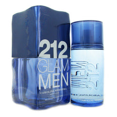 CAROLINA HERRERA - 212 Glam Men para hombre / 100 ml Eau de Toilette Spray