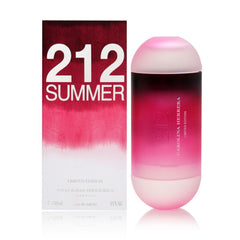CAROLINA HERRERA - 212 Summer (2013) para mujer / 60 ml Eau De Toilette Spray