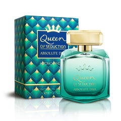 ANTONIO BANDERAS - Queen of Seduction Absolute Diva para mujer / 80 ml Eau De Toilette Spray