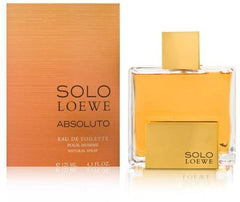 LOEWE - Solo Absoluto para hombre / 125 ml Eau De Toilette Spray