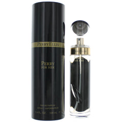 PERRY ELLIS - Perry Black (Perry For Her) para mujer / 100 ml Eau De Parfum Spray