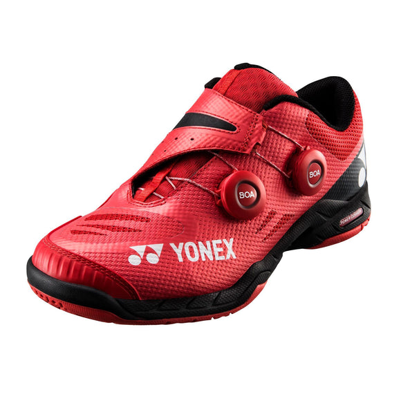 Yonex Power Cushion Infinity (Red) All-around Comfort and Stability Badminton Shoes