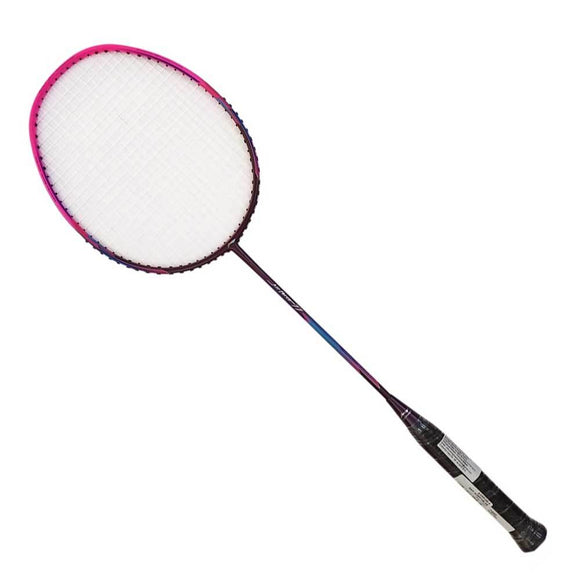 Li Ning Air Force 77 Badminton Racquet (Pink)