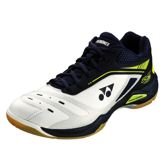 Yonex Power Cushion 65Z WIDE Badminton Shoe (Dark Navy)