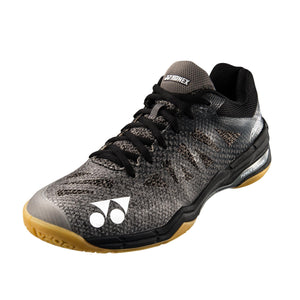 Yonex Power Cushion Aerus 3R BLACK (Mid Range Lightweight) Badminton Shoes