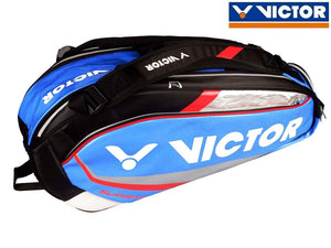 Victor BR9207 Badminton Bag (Fits 9 Rackets with Individual Compartments)