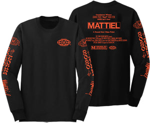 Limited Edition Tour Long Sleeve