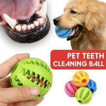 Load image into Gallery viewer, Pet Teeth Cleaning Ball