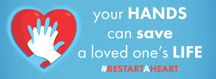 #RestartAHeartDay