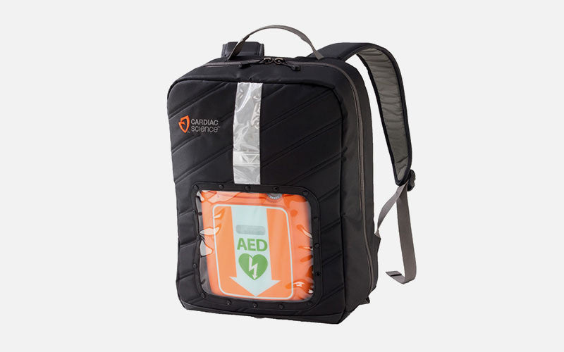 Cardiac Science Powerheart G5 AED Rescue Backpack