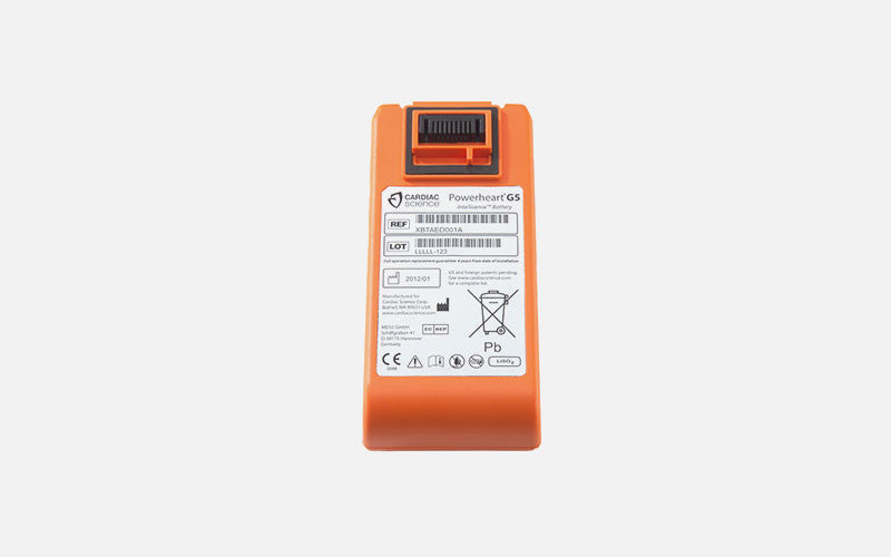 Cardiac Science Powerheart G5 Intellisense Battery