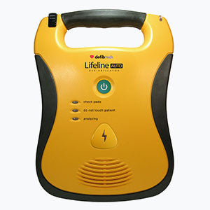 Defibtech Lifeline AUTO Automatic Defibrillator with 5 Year Battery