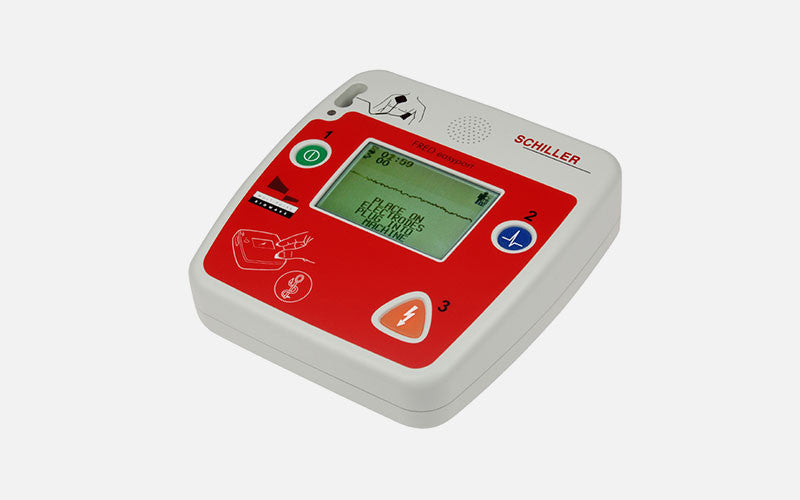 FRED easyport Semi-automatic Pocket Defibrillator with Manual Override