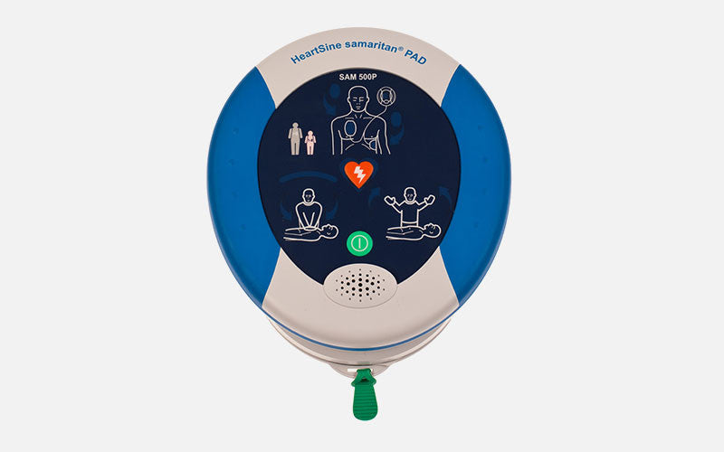 HeartSine samaritan PAD 500P Semi-automatic Defibrillator with CPR Advisor