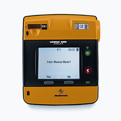LIFEPAK 1000 First Responder Semi-automatic Defibrillator