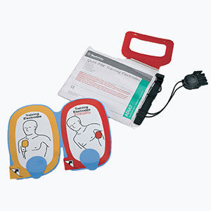 LIFEPAK QUIK-PAK Adult AED Training Electrode Pad Set