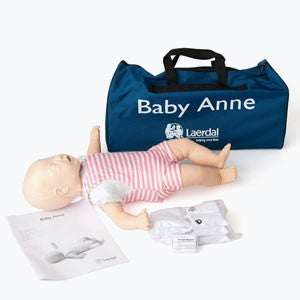 Laerdal Baby Anne CPR Training Manikin