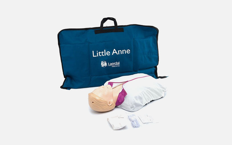 Laerdal Little Anne AED Training System