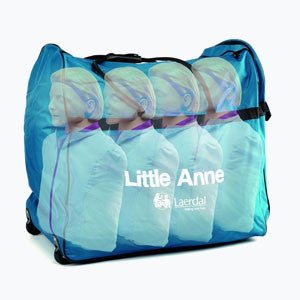 Laerdal Little Anne CPR Training Manikin (4 Pack)