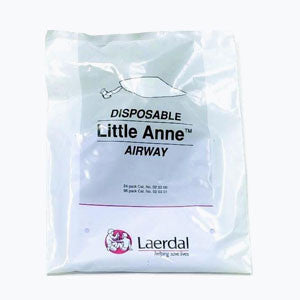 Laerdal Little Anne Replacement Airways (24 Pack)