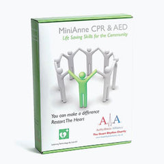 Laerdal Mini Anne CPR & AED Training Solution