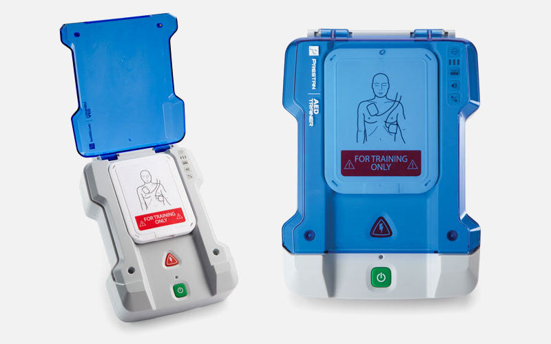 Prestan AED Trainer (English / Spanish)