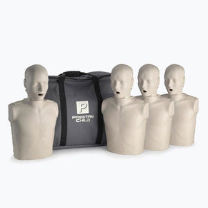 Prestan Professional Child CPR Manikin (4 Pack)