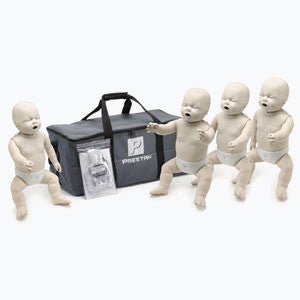 Prestan Professional Infant CPR Manikin (4 Pack)