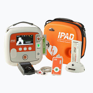 i-PAD SP2 Semi-automatic Defibrillator with Manual Override and ECG