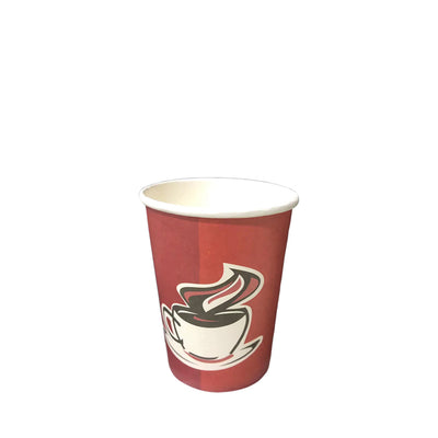 Single Wall Generic Cups and Lids - Laser Packaging Machine MFG Pte Ltd