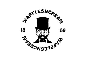 WAFFLESNCREAM is a community of likeminded creatives bringing a genuine approach to celebrate subcultures. With an original approach staying true to our roots.