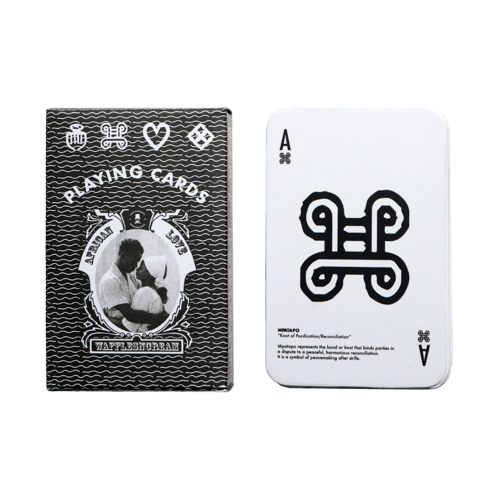 African Love - Playing Cards