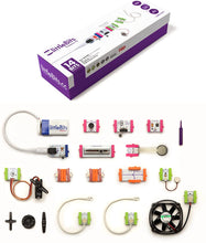 Load image into Gallery viewer, LittleBits Electronics Premium Kit