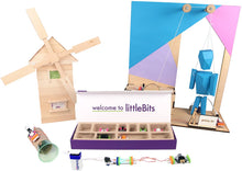 Load image into Gallery viewer, Littlebits Electronics Base Kit