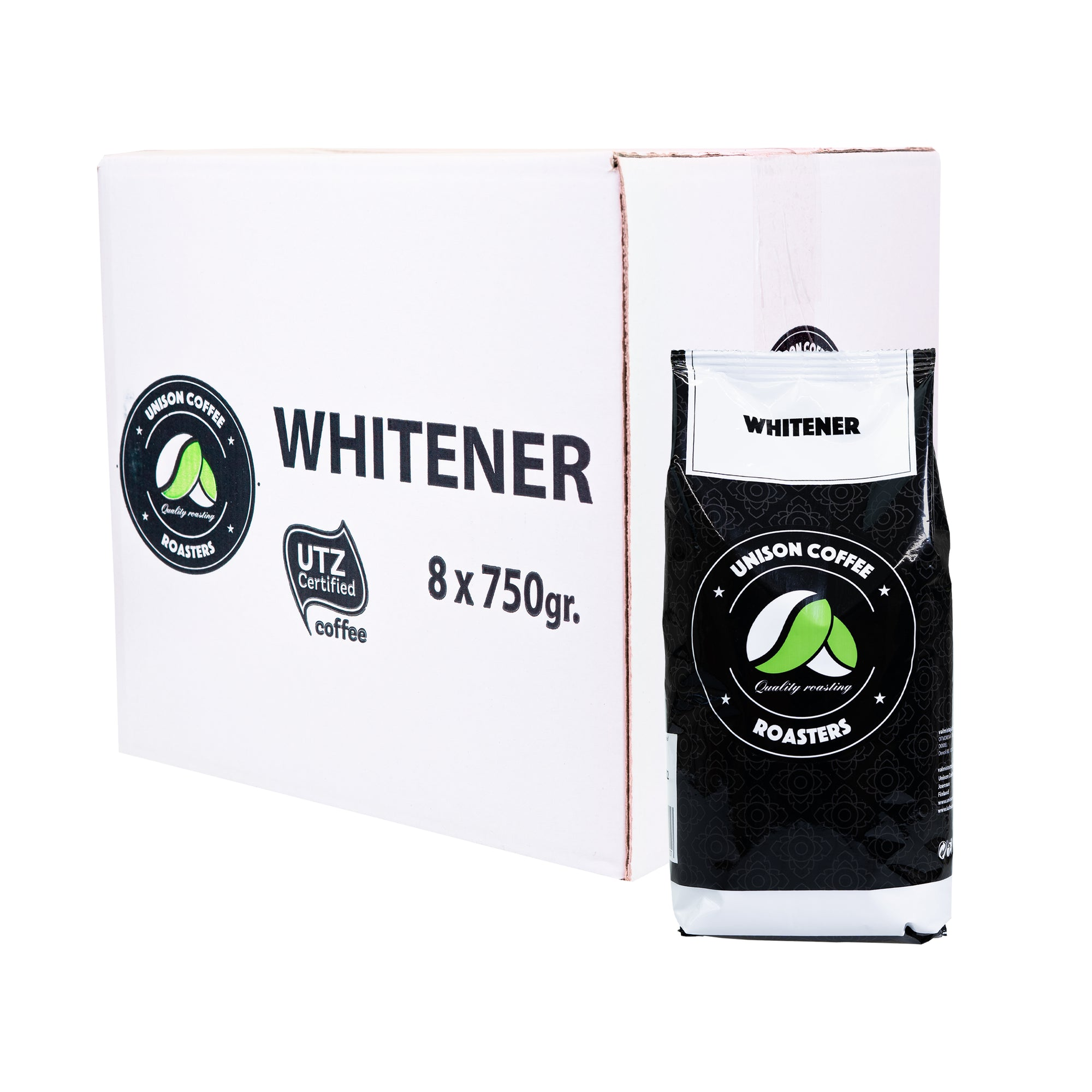 Unison Coffee Whitener 750 гр x 8 шт
