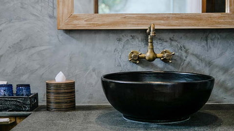 trending faucet finishes