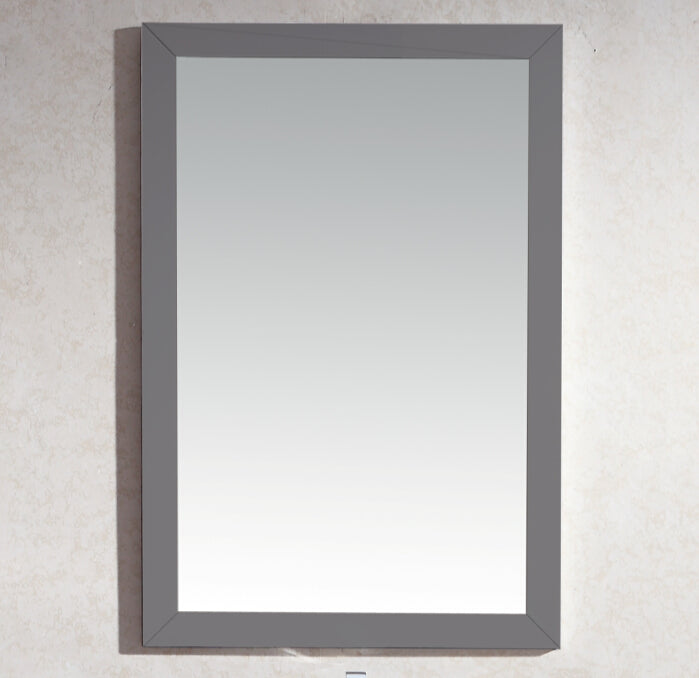 LAVIVA Fully Framed 24 inch x 30 inch Rectangular Mirror