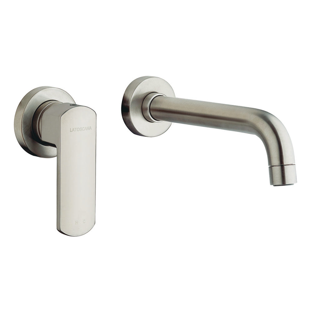 LaToscana Novello Single Handle Wall-Mount Lavatory Faucet