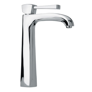LaToscana Lady Tall Single Lever Handle Lavatory Vessel Filler