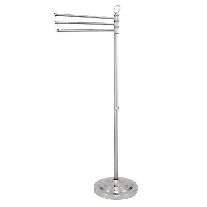 Kingston Brass Vintage Pedestal Towel Bar